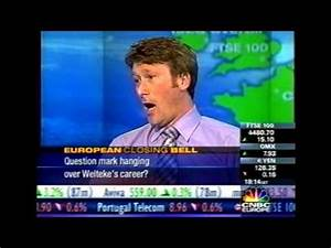 CNBC Europe Closing Bell 15 October 2004 Dr Paul Toyne ...