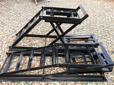 Adjustable Car Ramps Cr, Only Used Once So Still Like
