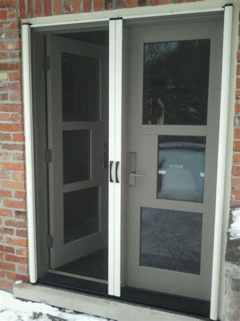 screen for door retractable screen doors for doors all design