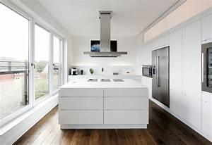 Side By Side In Küche Integrieren : mittelblock kitchen island modern k che hamburg von plan w gmbh i werkstatt f r r ume ~ Markanthonyermac.com Haus und Dekorationen