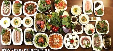 cuisine libanaise mezze guide turquie cuisine turque que manger en turquie