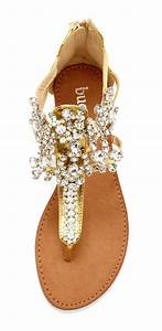 Ideas dillards gold shoes jeweled sandals for wedding for Gold dress sandals for wedding
