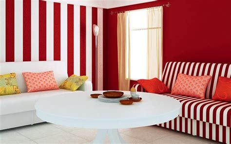 Striped Wallpaper Living Room Ideas by 10 Modern Living Room Interior Design Ideas With Striped