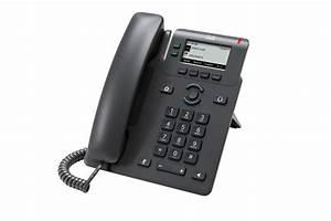 Cisco 6821 Mulitplatform Sip Phone