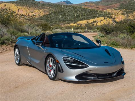 Mclaren 720s Spider : Mclaren Knocks It Out Of The Park Again With The 720s