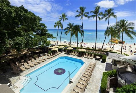 Moana Surfrider A Westin Resort & Spa, Honolulu Compare