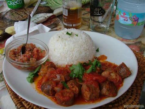 curcuma en cuisine cook diy and co rougail saucisse quot à nos façons quot au cookéo
