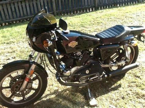 Harley Davidson Cafe Racer For Sale by 1977 Harley Davidson Xlcr 1000 Cafe Racer Custom