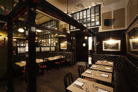 Breslin Bar Dining Room New York City by Vegetarian Archives Opentable