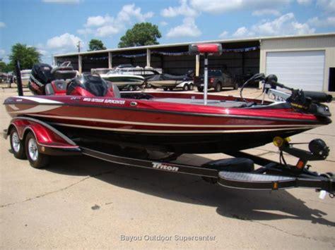 Triton Boats by 1990 Triton Boats For Sale In Louisiana