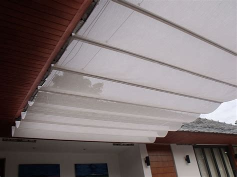 phuket awnings retractable loop blind horizontal