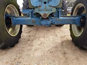 Used Ford 7610 4wd Front Axle Assembly