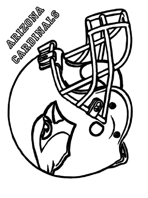 football helmet coloring pages  printable football