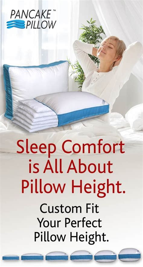 my pillow fitting guide 1000 images about pancake pillow on fit
