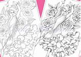 Coloring Flamenco Dancer Pinu Zdroj Dancers sketch template