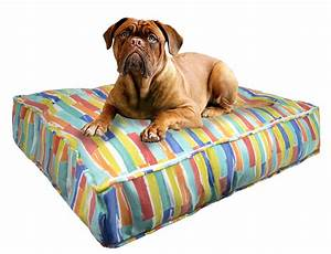 Bessie, And, Barnie, Water, Resistant, Brickell, Indoor, Outdoor, Durable, Rectangle, Pet, Dog, Bed, With