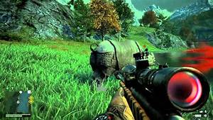 Far Cry® 4 comparing the sniper rifles - YouTube