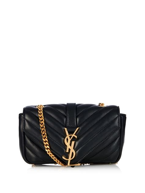 yves saint laurent monogram crossbody bag yves st laurent