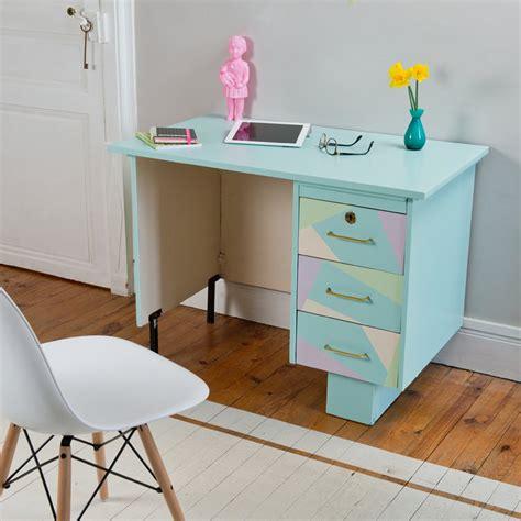 ton bureau un bureau dans les tons pastel