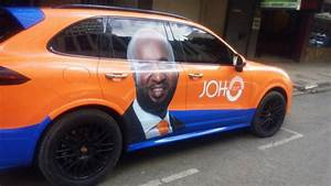 Why one city businessman has branded his Sh6m ride with ...