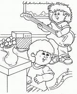 Coloring Pages Cabbage Patch Clipart Doll Dolls Line Clip Drawing Library Sheets Popular Rocks Children Coloringhome sketch template