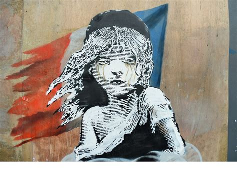 Banksy Criticizes France over Teargas in Calais - artnet News