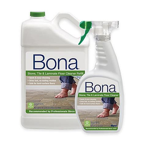 Bona® 160 Oz Stone, Tile, And Laminate Floor Cleaner