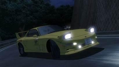 Initial Wallpapers Mazda Legend Rx Rx7 Keisuke
