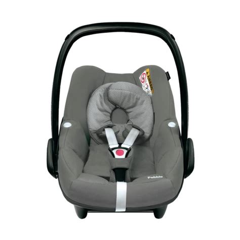 si ge auto pebble b b confort siège auto pebble concrete grey bébé confort outlet