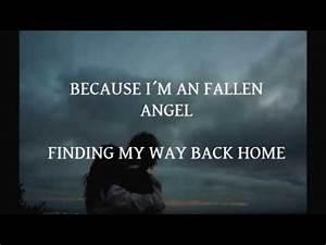 Molly Svrcina - Fallen Angel Lyrics - YouTube