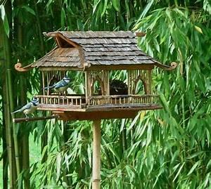Plan Mangeoire Oiseaux Gratuit