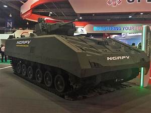 ST Engineering showcases next-generation armoured fighting ...