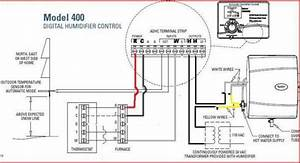 Help With Aprilaire 400 Wiring