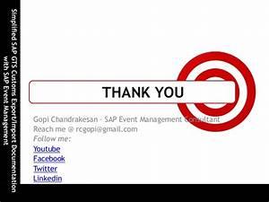 Sap Gts Customs Management Configuration Guide