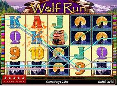 Review of the Wolf Run Video Slot