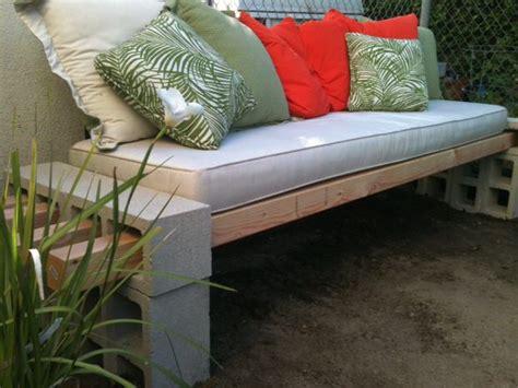 pdf diy diy outdoor bench seat diy patio