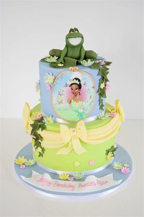 princess   frog cake cakes   pinterest