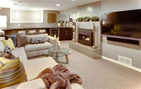 Smart Sophisticated Apartment Remodel by 17 Modern Basement Ideas For A New Sophisticated Look