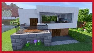 Minecraft: Come Creare Una Casa Moderna YouTube