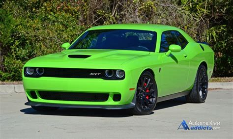 garage  dodge challenger srt hellcat  sp manual