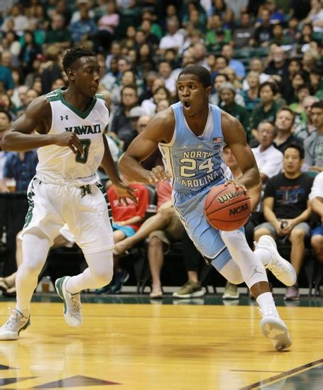unc basketball kenny williams playing  making