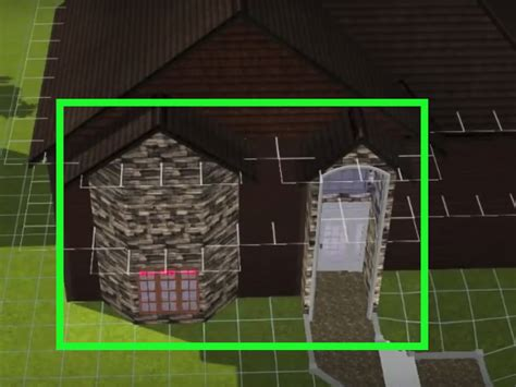 create a house 5 ways to build a large house on the sims 3 wikihow