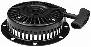 Rotary   12656 Recoil Starter Assembly For Tecumseh