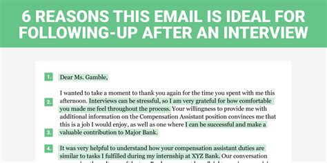 follow up email sle after sending resume the follow up letter business insider