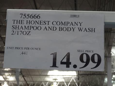 The Honest Company Shampoo and Body Wash - Costco vs The ...