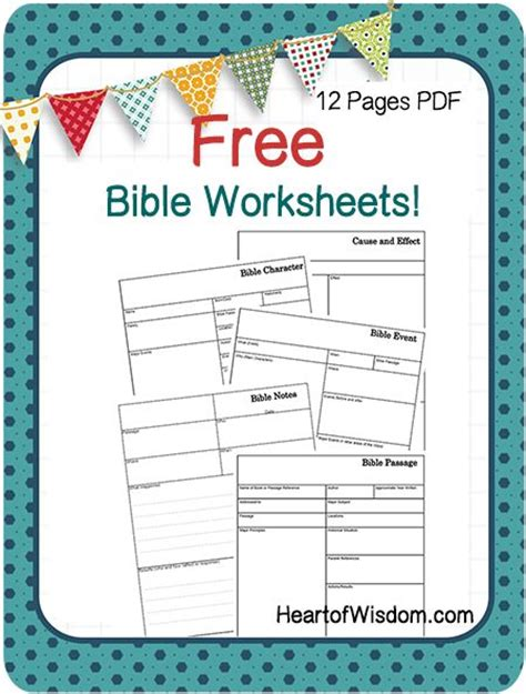all worksheets 187 bible study worksheets on faith
