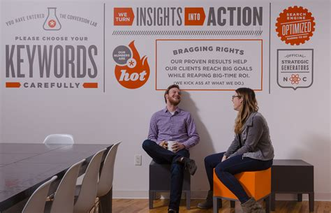 Lawton Connect  Brand Engagement With Custom Wall Graphics