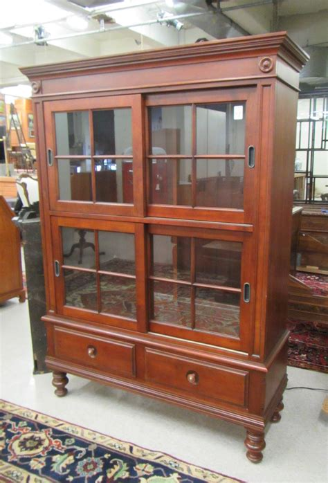 ethan allen curio cabinet ethan allen duval curio cabinet classic