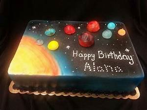 Solar System Birthday Cake (page 3) - Pics about space