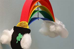 St. Patrick's Day Rainbow Craft for Kids! - Pi'ikea St ...
